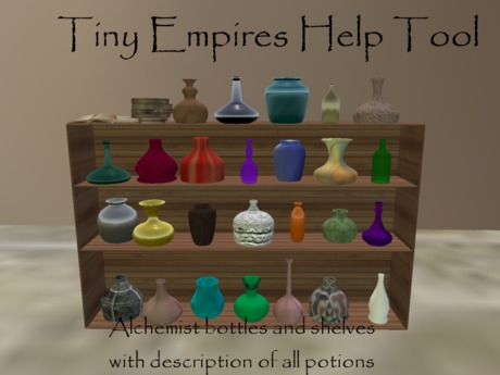 Crate of Potions (Free)