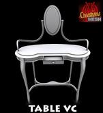 Table VC FULL PERM MESH