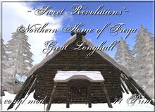 ~*SR*~ Northern Home of Freya - Great Longhall Box