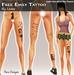 ::Para Designs:: Free Emily Tattoo