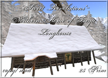 ~*SR*~ Northern Home of Freya - Longhouse Box