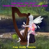 Harp Music The Rose