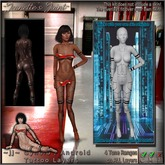 ~JJ~ Gynoid/Android Tattoo Layers