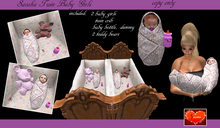 Savoha twin baby girls *SALE*