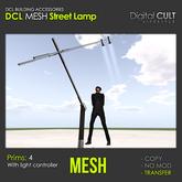 DCL MESH Street Lamp