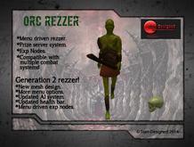 Orc Rezzer Gen 2