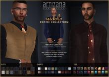 :: ARTIZANA :: NIDOLO Exotic Collection (Fatpack)