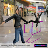 EmmePose I love shopping!