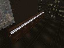 Piano counter10m typeB
