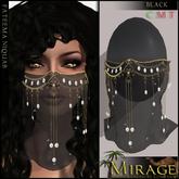 =Mirage= Fateema Niquab - Pink