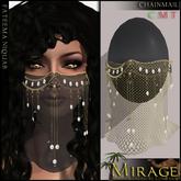 =Mirage= Fateema Niquab - Chainmail