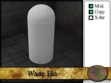 >^OeC^< Waste Bin (crate)