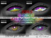 Nocturnal : The Rianbow Eyes Collection- Fat Pack