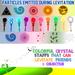 Mystical Crystal Levitation Staffs