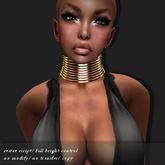 CHOKER LHG GOLD      -RYCA-