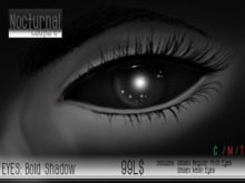 Nocturnal : Eyes_Bold Shadow