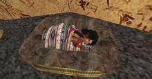 NativeIndian Toddler Bed