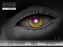 Nocturnal : Eyes_Lighten Rainbow