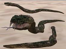 Snake - Mesh - Full Perm