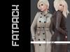 erratic / chloe - trenchcoat / FATPACK (10 colors)