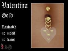 *SaJe* Valentina Gold
