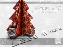 Klaus v3.0 by giancarlo[@]corvale