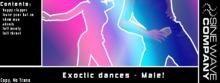 Exotic Dances -Male