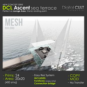 *** DCL ASCENT - sea terrace