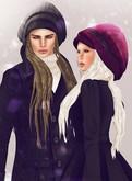 ~Tableau Vivant~ Dreadlow Hair - Female