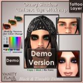 DEMO Color Change & Black DAWG SHADOW Eyeshadow