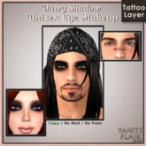 Dawg Shadow Eye Makeup - Unisex Makeup Tattoo Layer