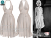 ^;^CaTwA^;^ Mesh Marilena Dress