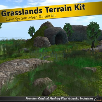 [FYI] Mesh Terrain Builder's Kit: Grasslands Edition