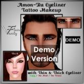 DEMO AMON-RA Eyeliner - Unisex Tattoo Layer Eye Makeup