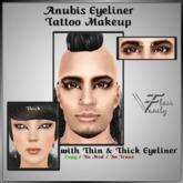 ANUBIS Eyeliner - Unisex Tattoo Layer Eye Makeup