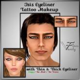 ISIS Eyeliner - Unisex Tattoo Layer Eye Makeup