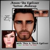 AMON-RA Eyeliner - Unisex Tattoo Layer Eye Makeup