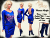 *Aly's Shop* Monica Outfit - Blue