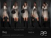 Bag poses for bloggers Pack 4 - right hand PROMO