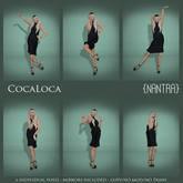 {NanTra} CocaLoca Pose Pack