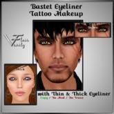 BASTET Eyeliner - Unisex Tattoo Layer Eye Makeup