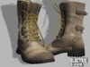 *-*Ef*-* Arnold combat boots