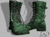 *-*Ef*-* Army combat boots