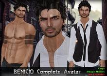 Benicio - Complete Full Avatar (2014)