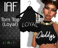 IAF Torn Top (Loyal)