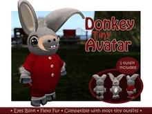 [RP] Donkey Tiny Avatar