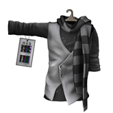 AITUI CLOTHING FACTORY - Romulus Top - GB + HUD