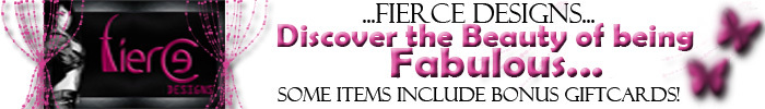 Fierce designs marketplace banner