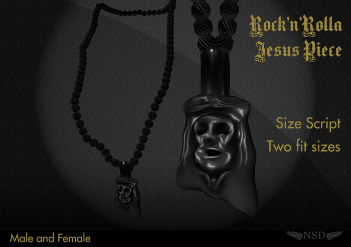 (NS) Jesus Piece