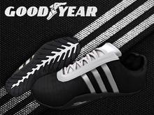 ::db:: GOODYEAR Unisex Sneakers Black / White